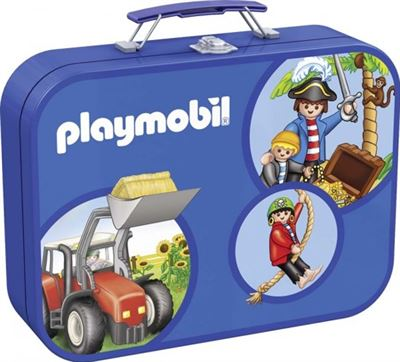Cover of Playmobil puzzels