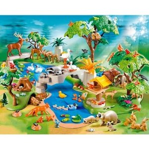 Cover of Dierenparadijs Playmobil
