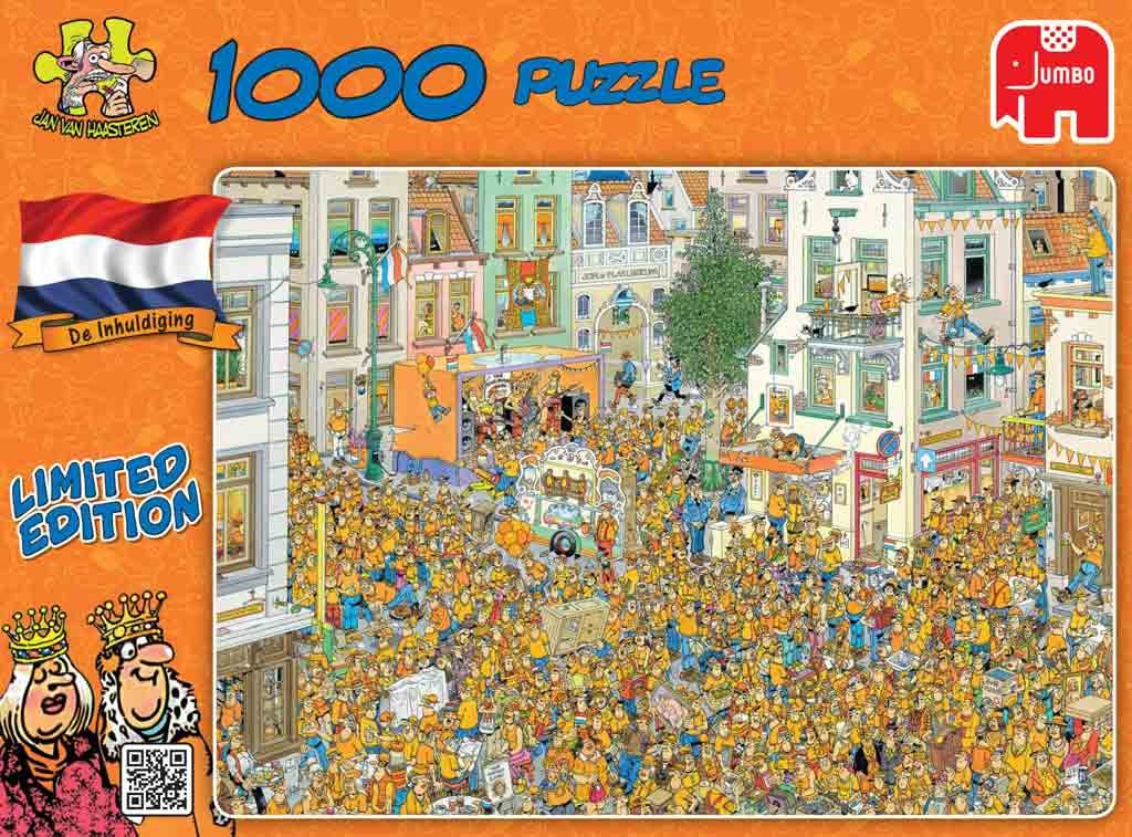 Cover of Puzzel