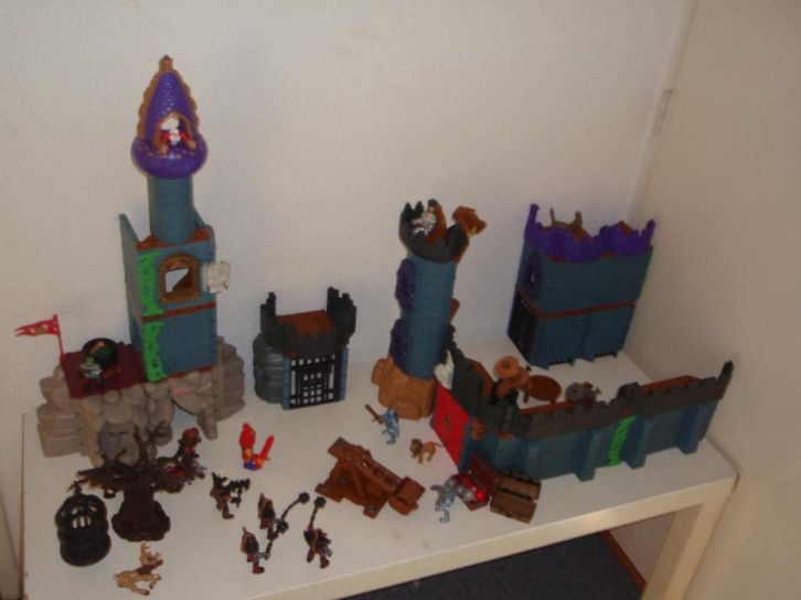 Ridder Kasteel Imaginext