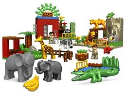 Cover of Dierentuin Duplo 2