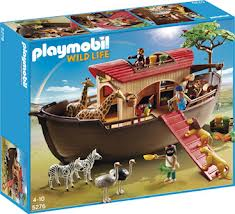Cover of Ark van Noah Playmobil