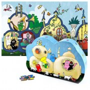 Cover of Barbapapa puzzle