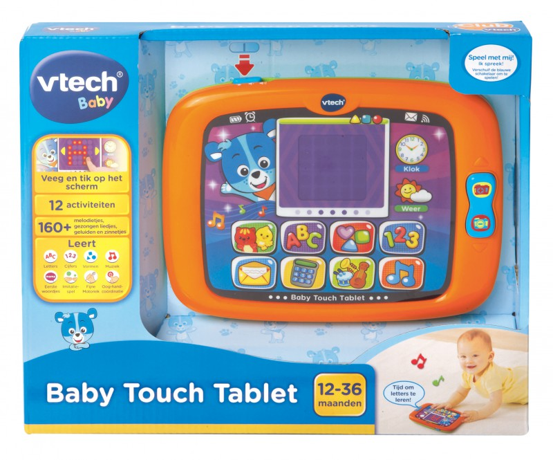 Cover of Baby Touch Tablet